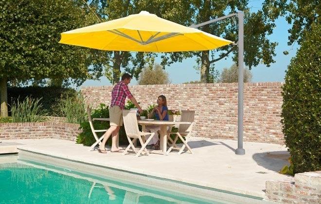 Pool Cantilever Umbrella