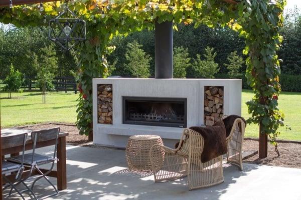Burton-Fireplace