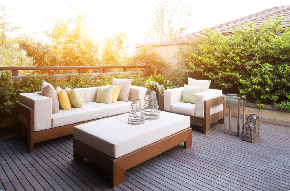 How to design an outdoor space for Airbnb