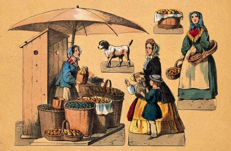 market-umbrella-history