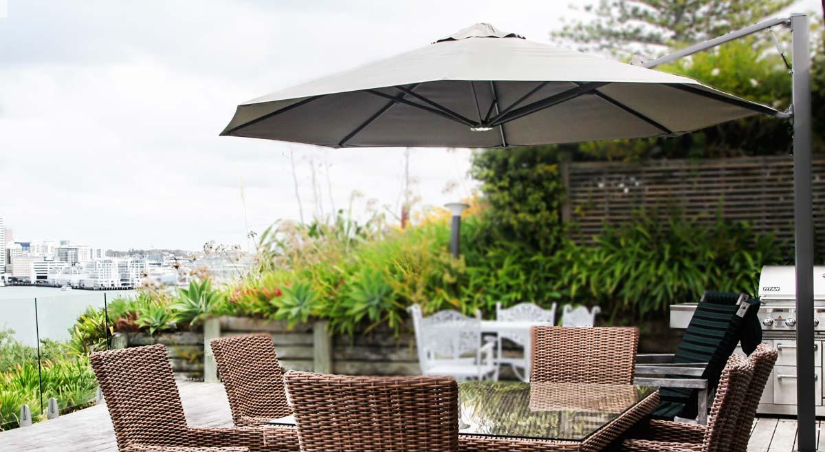 Cantilever-Umbrella
